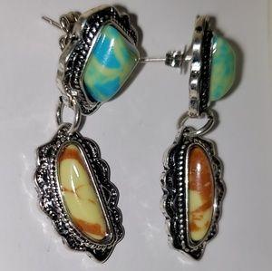 Beautiful boho earrings NEW!